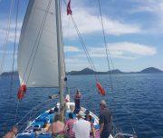 12 Islands Sailing Trip from Dalyan - 5