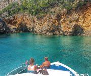 Dalyan Boat Trip to Devils Bays - 5