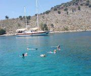 12 Islands Sailing Trip from Dalyan - 17