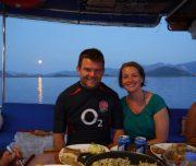 Dalyan Moonlight Boat Trip - Moonlight Dinner