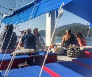Fethiye Trip - Sailing to Fethiye