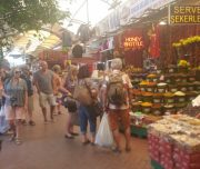 Fethiye Trip - Shopping around the Old Bazaar
