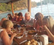 Fethiye Trip - Evening Meal