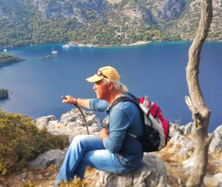 Dalyan trekking - Dalaman Kapidag penninsula - Burhan Abi