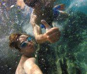 Dalyan Snorkelling - Underwater fun