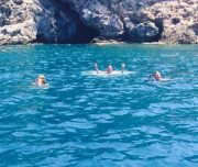 Dalyan Snorkelling - Swimming with friends