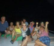 Dalyan Moonlight Boat Trip - great friends