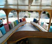 Dalyan Snorkelling -Comfortable and spacious boat