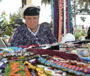 mugla Market women sell handcrafted goods
