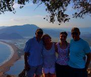 Dalyan Sunset - Family at radar
