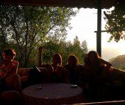 Dalyan Sunset -Sunset drink
