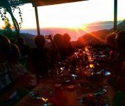 Dalyan Sunset - Watching the sunset