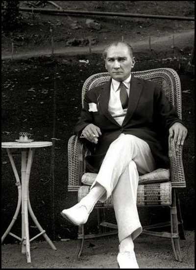 Ataturk Resting