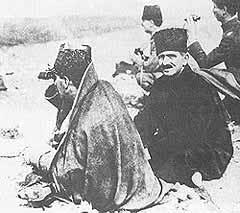 Ataturk at Sakarya Battle
