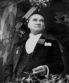 Ataturk 1st president of Turkey
