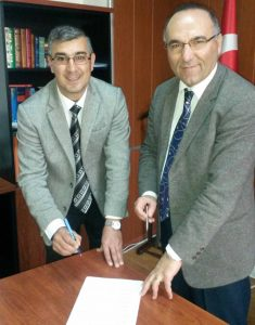 Dalyan Ferry Procet protocol signed
