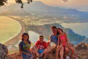 Dalyan Volkan's Adventures - Discover Dalyan Tour - Fevziye, Blue Thermal Lagoon, Aşı Beach, Dalyan Sunset Restaurant, Radar Hill - 015