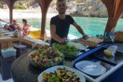 Dalyan Volkans Adventures - Devils Bays Boat Trip - 20
