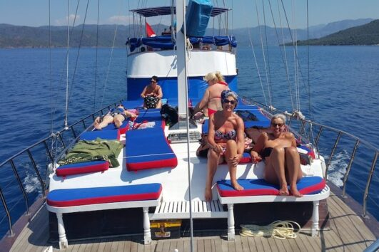 12 Islands Sailing Trip from Dalyan - 14