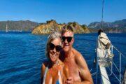 Gocek Beyon the 12 Islands Sailinhg with Dalyan Volkan's Adventures - 11