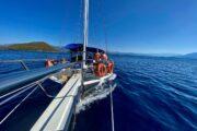 Gocek Beyon the 12 Islands Sailinhg with Dalyan Volkan's Adventures - 12