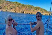 Gocek Beyon the 12 Islands Sailinhg with Dalyan Volkan's Adventures - 17