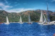 12 Islands Sailing Trip from Dalyan - 7