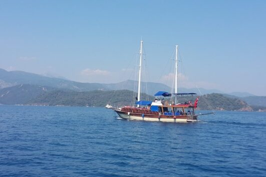 12 Islands Sailing Trip from Dalyan - 11