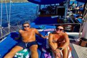 Gocek Beyon the 12 Islands Sailinhg with Dalyan Volkan's Adventures - 19