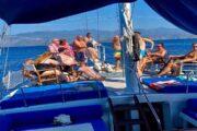 Gocek Beyond the 12 Islands Sailinhg with Dalyan Volkan's Adventures - 20
