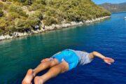 Gocek Beyond the 12 Islands Sailinhg with Dalyan Volkan's Adventures - 27