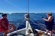 Gocek Beyond the 12 Islands Sailinhg with Dalyan Volkan's Adventures - 31