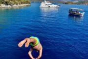 Gocek Beyond the 12 Islands Sailinhg with Dalyan Volkan's Adventures - 35