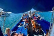 Gocek Beyond the 12 Islands Sailinhg with Dalyan Volkan's Adventures - 38