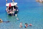 Dalyan Volkans Adventures - Devils Bays Boat Trip - 19