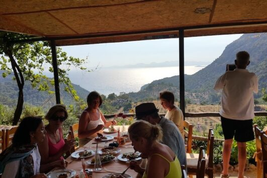 Dalyan - Fevziye - Blue Lagoon - Aşı Bay - Sunset Restaurant - Radar Mountain - 4
