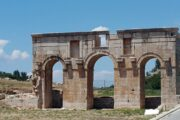 Dalyan Excursion - Mediterranean Highlights - patara - Gate