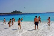 Dalyan Excursion - Mediterranean Highlights - Kaputaş Beach Volleyball