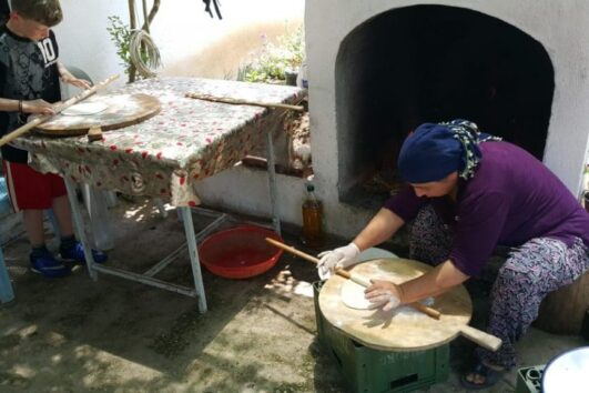 Turkish Culture and Village Life - 11