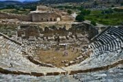Dalyan Excursion - Mediterranean Highlights - Patara Ancient City Theatre