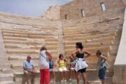 Dalyan Excursion - Mediterranean Highlights - patara Ancient City parliament Building