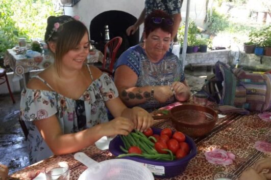 Turkish Culture and Village Life - 4