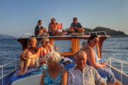 Volkan's Adventures Noon to Moon Boat Trip - People Enjoy Themselves 1