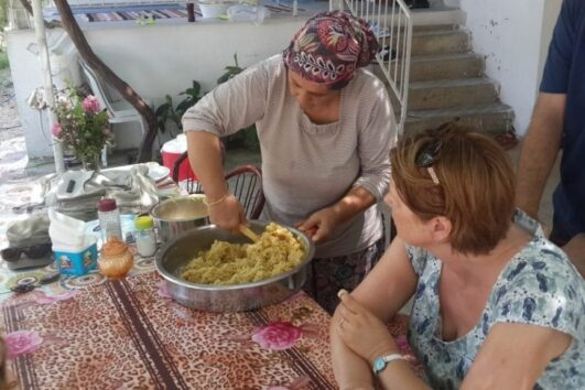 Turkish Culture and Village Life - 19