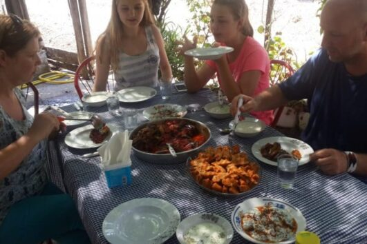 Turkish Culture and Village Life - 21