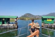 Volkan's Adventures Noon to Moon Boat Trip - People Enjoy Themselves 2