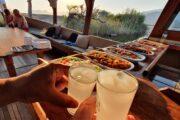 Volkans Adventures Noon to moon Boat Trip - Food & Drink 2