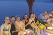 Volkan's Adventures Noon to Moon Boat Trip - People Enjoy Themselves 9