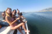 Volkan's Adventures Noon to Moon Boat Trip - People Enjoy Themselves 12