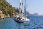 Gocek Beyon the 12 Islands Sailinhg with Dalyan Volkan's Adventures - 6